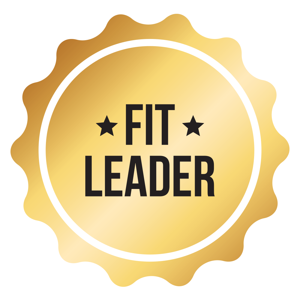 Logo fit leader